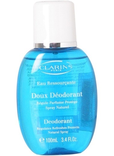 Eau Resourcante Doux Deodorant 100 Ml-Clarins